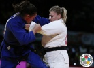 Guusje Steenhuis (NED), Kayla Harrison (USA) - Grand Slam Tokyo (2015, JPN) - © IJF Media Team, International Judo Federation
