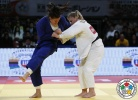 Kayla Harrison (USA), Guusje Steenhuis (NED) - Grand Slam Tokyo (2015, JPN) - © IJF Media Team, International Judo Federation
