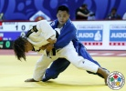 Joana Ramos (POR), Yingnan Ma (CHN) - Grand Slam Tyumen (2015, RUS) - © IJF Media Team, International Judo Federation