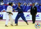 Munkhzaya Tsedevsuren (MGL), Tserennadmid Tsend-Ayush (MGL) - Grand Slam Tyumen (2015, RUS) - © IJF Media Team, International Judo Federation