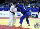 Shinji Kido (JPN), Ashley McKenzie (GBR) - Grand Slam Tyumen (2015, RUS) - © IJF Media Team, International Judo Federation