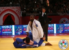 Teddy Riner (FRA) - IJF World Masters Rabat (2015, MAR) - © IJF Media Team, IJF