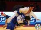 Naohisa Takato (JPN), Orkhan Safarov (AZE) - IJF World Masters Rabat (2015, MAR) - © IJF Media Team, International Judo Federation