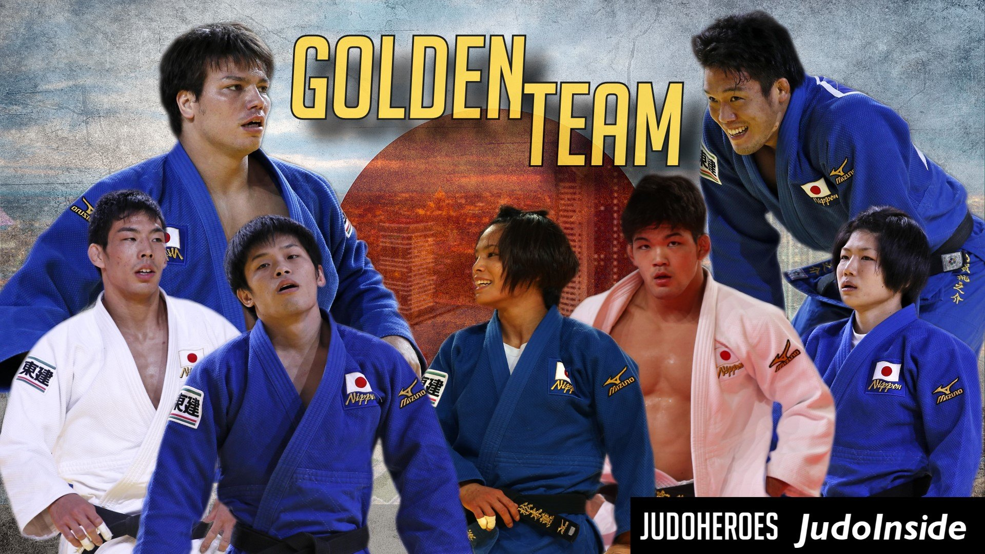 2015 Golden Team Japan