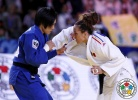 Andreea Chitu (ROU), Misato Nakamura (JPN) - World Championships Astana (2015, KAZ) - © IJF Media Team, International Judo Federation