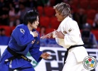 Misato Nakamura (JPN), Natalia Kuziutina (RUS) - World Championships Astana (2015, KAZ) - © IJF Media Team, International Judo Federation