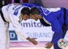 Golan Pollack (ISR), Georgii Zantaraia (UKR) - World Championships Astana (2015, KAZ) - © IJF Media Team, International Judo Federation