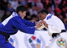 Rishod Sobirov (UZB), Yeldos Zhumakanov (KAZ) - World Championships Astana (2015, KAZ) - © IJF Media Team, International Judo Federation