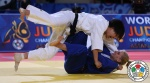 Mami Umeki (JPN), Anamari Velensek (SLO) - World Championships Astana (2015, KAZ) - © IJF Media Team, International Judo Federation