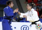 Mayra Aguiar (BRA), Daria Pogorzelec (POL) - World Championships Astana (2015, KAZ) - © IJF Media Team, International Judo Federation