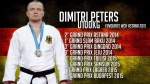 Dimitri Peters (GER) - World Championships Astana (2015, KAZ) - © JudoHeroes
