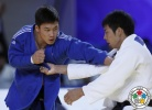 Takanori Nagase (JPN), SeungSu Lee (KOR) - World Team Championships Astana (2015, KAZ) - © IJF Media Team, International Judo Federation