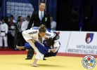 Daria Bilodid (UKR) - Cadet World Championships Sarajevo (2015, BIH) - © IJF Media Team, International Judo Federation