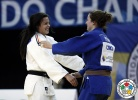 Alina Boehm (GER), Karla Prodan (CRO) - Cadet World Championships Sarajevo (2015, BIH) - © IJF Media Team, International Judo Federation