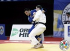 Onise Saneblidze (GEO), Keisuke Iwaki (JPN) - Cadet World Championships Sarajevo (2015, BIH) - © IJF Media Team, International Judo Federation