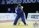 Fanni Toth (HUN), Akira Sone (JPN) - Cadet World Championships Sarajevo (2015, BIH) - © IJF Media Team, International Judo Federation