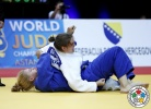 Fanni Toth (HUN) - Cadet World Championships Sarajevo (2015, BIH) - © IJF Media Team, International Judo Federation