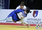 Karla Prodan (CRO), Shu Huei Hsu Wang (TPE) - Cadet World Championships Sarajevo (2015, BIH) - © IJF Media Team, International Judo Federation
