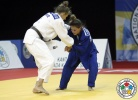 Daria Bilodid (UKR), Sofia Petitto (ITA) - Cadet World Championships Sarajevo (2015, BIH) - © IJF Media Team, International Judo Federation