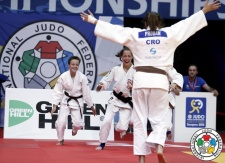 Karla Prodan (CRO) - Cadet World Championships Teams Sarajevo (2015, BIH) - © IJF Media Team, IJF