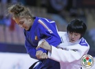 Haruka Funakubo (JPN), Stefania Dobre (ROU) - World Championships Juniors Abu Dhabi (2015, UAE) - © IJF Media Team, International Judo Federation
