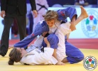 Emily Burt (CAN), Kamila Badurova (RUS) - World U21 Championships Abu Dhabi (2015, UAE) - © IJF Media Team, International Judo Federation