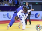 Sanne Van Dijke (NED), Natascha Ausma (NED) - World U21 Championships Abu Dhabi (2015, UAE) - © IJF Media Team, International Judo Federation
