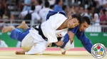 Naohisa Takato (JPN), Orkhan Safarov (AZE) - 2016 Olympic Games day 1 Judo U60kg & U48kg (2016, BRA) - © IJF Media Team, International Judo Federation