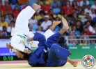 Orkhan Safarov (AZE), Naohisa Takato (JPN) - 2016 Olympic Games day 1 Judo U60kg & U48kg (2016, BRA) - © IJF Media Team, International Judo Federation
