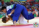 Natalia Kuziutina (RUS), Yingnan Ma (CHN) - 2016 Olympic Games day 2 Judo U66kg & U52kg (2016, BRA) - © IJF Media Team, International Judo Federation