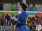 Misato Nakamura (JPN) - 2016 Olympic Games day 2 Judo U66kg & U52kg (2016, BRA) - © IJF Media Team, International Judo Federation