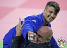 Fabio Basile (ITA), Paolo Bianchessi (ITA) - 2016 Olympic Games day 2 Judo U66kg & U52kg (2016, BRA) - © IJF Media Team, International Judo Federation