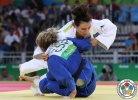 Andreea Chitu (ROU) - 2016 Olympic Games day 2 Judo U66kg & U52kg (2016, BRA) - © IJF Media Team, IJF