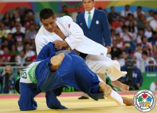 SaiYinjirigala (CHN) - 2016 Olympic Games day 3 Judo U73kg & U57kg (2016, BRA) - © IJF Media Team, International Judo Federation