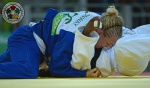 Sally Conway (GBR) - 2016 Olympic Games day 5 Judo U90kg & U70kg (2016, BRA) - © IJF Media Team, IJF