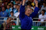 Sally Conway (GBR) - 2016 Olympic Games day 5 Judo U90kg & U70kg (2016, BRA) - © David Finch, Judophotos.com