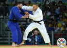 Karl-Richard Frey (GER), Cyrille Maret (FRA) - 2016 Olympic Games day 6 Judo U100kg & U78kg (2016, BRA) - © IJF Media Team, International Judo Federation
