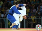 Yalennis Castillo (CUB), Mayra Aguiar (BRA) - 2016 Olympic Games day 6 Judo U100kg & U78kg (2016, BRA) - © IJF Media Team, International Judo Federation