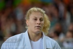 Kayla Harrison (USA) - 2016 Olympic Games day 6 Judo U100kg & U78kg (2016, BRA) - © David Finch, Judophotos.com