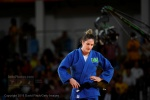 Mayra Aguiar (BRA) - 2016 Olympic Games day 6 Judo U100kg & U78kg (2016, BRA) - © David Finch, Judophotos.com