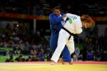 Maria Suelen Altheman (BRA) - 2016 Olympic Games day 7 Judo O100 & O78kg (2016, BRA) - © David Finch, Judophotos.com