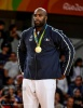 Teddy Riner (FRA) - 2016 Olympic Games day 7 Judo O100 & O78kg (2016, BRA) - © David Finch, Judophotos.com