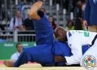 Teddy Riner (FRA) - 2016 Olympic Games day 7 Judo O100 & O78kg (2016, BRA) - © IJF Media Team, IJF