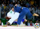 Teddy Riner (FRA), Hisayoshi Harasawa (JPN) - 2016 Olympic Games day 7 Judo O100 & O78kg (2016, BRA) - © IJF Media Team, International Judo Federation