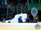 Emilie Andeol (FRA) - 2016 Olympic Games day 7 Judo O100 & O78kg (2016, BRA) - © IJF Media Team, IJF