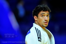 Ashley McKenzie (GBR) - European Championships Kazan (2016, RUS) - © David Finch, Judophotos.com