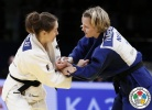 Stéfanie Tremblay (CAN), Juul Franssen (NED) - Grand Prix Almaty (2016, KAZ) - © IJF Gabriela Sabau, International Judo Federation