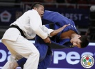 Faye Njie (GAM), Artem Khomula (UKR) - Grand Prix Budapest (2016, HUN) - © IJF Media Team, International Judo Federation