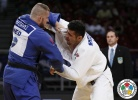 Michael Korrel (NED), Soyib Kurbonov (UZB) - Grand Prix Budapest (2016, HUN) - © IJF Media Team, International Judo Federation