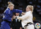 Kayla Harrison (USA), Anamari Velensek (SLO) - Grand Prix Budapest (2016, HUN) - © IJF Media Team, International Judo Federation